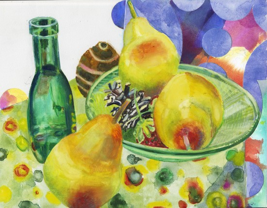 yo Pears&Green